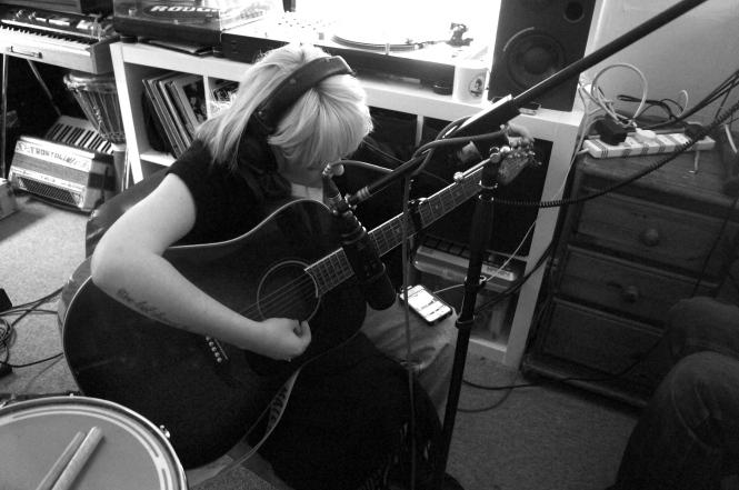 Recording session no.2